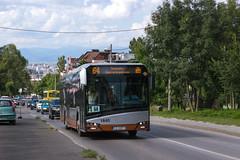 1640 - 64 (CometBG) Tags: bus vehicle outdoor sofia solaris urbino hybrid
