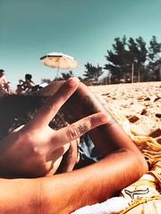 Beach lover ☮️ #beach #riodejaneiro #sun #sea #photography #mermaid #photooftheday (anaclaralms) Tags: beach riodejaneiro sun sea photography mermaid photooftheday