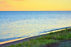 Orange skies (thomasgorman1) Tags: orange nature view scenic nikon hawaii island molokai beach shore horizon