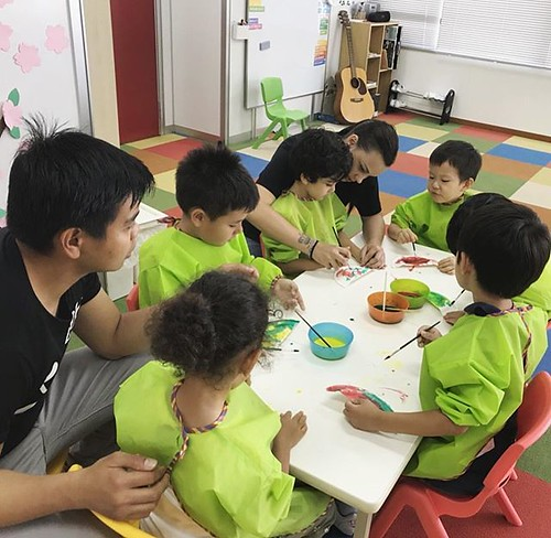Arts and crafts train children's fine motor skills as well as build their confidence. Every piece is a masterpiece. #kindergarten #daycare #preschool #artsandcrafts #helpmeplease