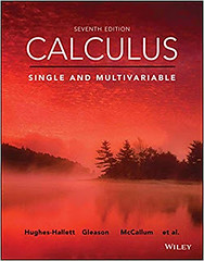 [Test Bank ] and [ Solution Manual] for Calculus Single and Multivariable, Enhanced eText, 7th Edition Hughes-Hallett, McCallum, Gleason, 2017 (student.savere) Tags: test bank solution manual for calculus single multivariable enhanced etext 7th edition hugheshallett mccallum gleason 2017
