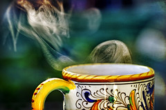 steamy (1crzqbn) Tags: 30522018 steam macro cup sunlight light tea rafellescoderuta 1crzqbn