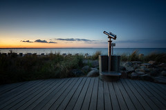 Timmendorfer Strand (..::|[ retr0 '74 ]|::..) Tags: ostsee timmendorfer strand blaue stunde blue hour sonnenuntergang sony a6000 samyang 12mm f20
