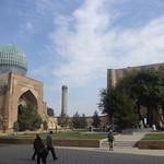 Bibi Xanom, Samarkand