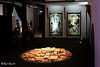 "Roma. Ex-mattatoio. Artworks by Rub Kandy (Mimmo Rubino), Leonardo Crudi for ""Heritage"", Outdoor Festival 2018, ""Total Recall"" path"
