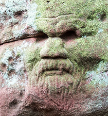 Photo of Dunino Den Mans Face - IMG_2278-25percent