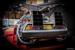 Delorean 7 (mattatronics) Tags: car auto delorean movie prop colour nikon d3300 1855 80s cars movies
