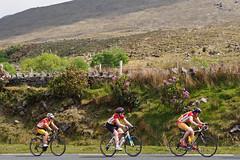 Biking in Connemara (Astaken) Tags: olympus omd em5 43 lens zuiko digital zd ed swd 1260mm
