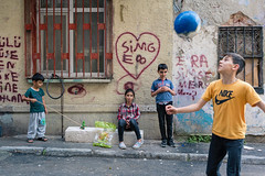 Streets of Istanbul (davidsymonds) Tags: istanbul turkey tr