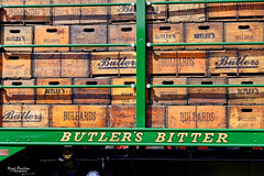 Butlers Bitter (nigelboulton72) Tags: vintage bitter beer crates boxes crate box storage stacked sonyflickraward