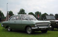 1964 Opel Rekord 1700 (rvandermaar) Tags: 1964 opel rekord 1700 opelrekord sidecode1 hm9828 a rekorda opelrekorda