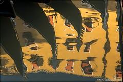 Water colours (Ciao Anita!) Tags: venezia venetië venice ve veneto italië italia italy canale canal kanaal gondola gondel barca boot boat weerspiegling riflessi reflections unescoworldheritage unescowerelderfgoedlijst unescopatrimoniodellumanità theperfectphotographer bellitalia reflexions
