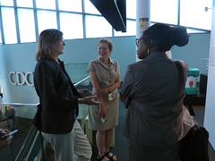 Dr. Inger Damon, CDC Responder