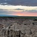 They Say It's the End of the Day (Badlands National Park)