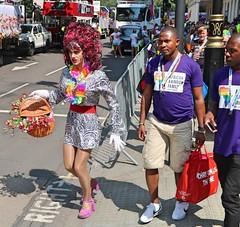 African Rainbow Family - Pride in London 2018 (Waterford_Man) Tags: africanrainbowfamily prideinlondon2018 lgbt lesbian gay bi trans drag