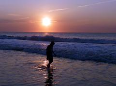 Ocean City Sunrise 8 ~ July (Rain Love AMR) Tags: sun sunrise beach ocean silhouette