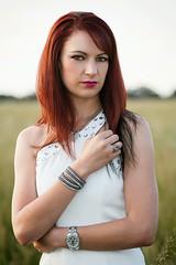 Chanelle (Wildeye Photography) Tags: model portrait redhead beauty summer fashion