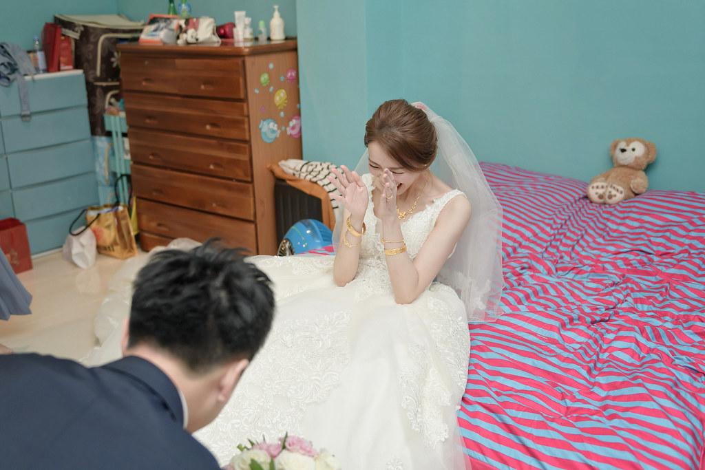 台南婚攝 - 總理大餐廳婚宴!婚禮紀錄-12