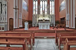 ST. JOHN'S CHURCH PARNELL STREET WATERFORD [Католическа църква на Уотърфорд]--142589