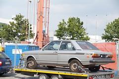 1977-1979 Audi Fox GTI (NielsdeWit) Tags: nielsdewit car vehicle audi fox gti favourite striping veenendaal actiemodel limitededition