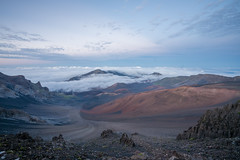 Haleakala Crater (tourtrophy) Tags: maui haleakalanationalpark mounthaleakala volcano hawaii crater sonya7rii sonyvariotessartfe1635mmf4osszeisslens