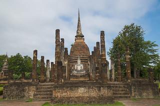Geschichtspark Sukhothai
