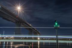 (Murdoch80) Tags: timelapse melbourne melb melbournebridge melborune westgatebridge bridge bridgephotography motionblur murdoch80 concrete concretebridge conbritra boat boatbur nikon nikond600 clouds