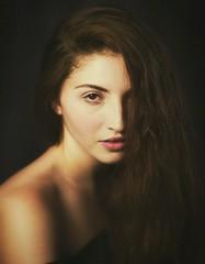 *** (Valentyn Kolesnyk (ValeKo)) Tags: pentax people portrait petzvale light look mood woman k3 ko120m pentaxflickraward