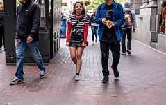 San Francisco 2018 (burnt dirt) Tags: sanfrancisco california vacation town city street road sidewalk crossing streetcar cablecar tree building store restaurant people person girl woman man couple group lovers friends family holdinghands candid documentary streetphotography turnaround portrait fujifilm xt1 color laugh smile young old asian latina white european europe korean chinese thai dress skirt denim shorts boots heels leather tights leggings yogapants shorthair longhair cellphone glasses sunglasses blonde brunette redhead tattoo pretty beautiful selfie fashion japanese stripes red legs eyebrows