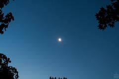 ISS & Moon / @ 35 mm / 2018-07-07 (astrofreak81) Tags: iss internationalspacestation moon luna mond night sky stars dresden