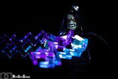 EMPEROR LIGHTNING! (kyle.jannin) Tags: lego starwars legostarwars theemperor palpatine sheev lightning sith return jedi episodevi emperor