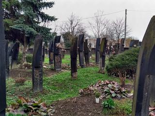 Cemetery of Szatmárcseke