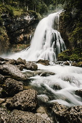 30/30 2017/07 (halagabor) Tags: nikon d610 manualfocus nature naturelove outdoor forest green trees water austria colorful running creek golling waterfall wasserfall longexpo