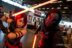Japan Expo 2018 1erjour-149 (Flashouilleur Fou) Tags: japan expo 2018 parc des expositions de parisnord villepinte cosplay cospleurs cosplayeuses cosplayers française français européen européenne deguisement costumes montage effet speciaux fx flashouilleurfou flashouilleur fou manga manhwa animes animations oav ova bd comics marvel dc image valiant disney warner bros 20th century fox féee princesse princess sailor moon sailormoon worrior steampunk demon oni monster montre