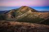 Dusk Over Mt Feathertop, Victoria, Australia (PaulSchliebs) Tags: red mount feathertop victoria australia dusk moonrise