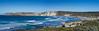 Deserted beach Kangaroo Island (Dan Denison) Tags: kangarooisland beach surf solitude coastline panorama pentaxa1750mm pentax rugged