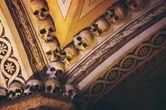 Death (Therese Trinko) Tags: death skull bones chapel life dark