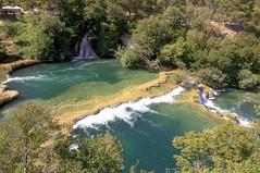 Parco Nazionale di KRKA - Croazia (Silvio Spaventa - Spav'68) Tags: croazia croatia hrvatska parconazionaledikrka krkanationalpark parco grren water verde acqua eau cascate waterfalls paradise fiume river