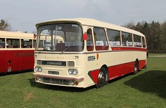 ABO 145B AEC Reliance / Harrington Grenadier - Western Welsh (Ray's Photo Collection) Tags: detling harrington westernwelsh abo145b 145 transport show countyshowground maidstone kent england uk bus buses coach coaches rally southeast preserved aec reliance grenadier
