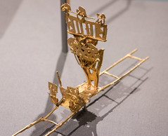 IMG_1660 (jaglazier) Tags: 2018 32518 8001600 800ad1600ad archaeologicalmuseum artmuseums bogota chiefs colombia colombian crowns filigree goldenkingdomsluxuryandlegacyintheancientamericas goldsmiths gravegoods headdresses images jewelry kings march mesoamerican metropolitanmuseum muisca museodeloro museums newyork offerings precolumbian religion rituals sacrifices specialexhibits usa archaeology art burialgoods cacique copyright2018jamesaglazier crafts cundinamarca figurines gold idols litters metalworking mouthcovers sculpture sheet sheetwork transport unitedstates