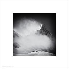 Below the Summit (Ian Bramham) Tags: snow skiing buildings wilderness alps winter lagrandecasse mountain tignes france