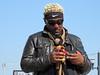 Best Hair On The Boardwalk (Multielvi) Tags: atlantic city new jersey nj shoreboardwalk man candid portrait black leather jacket