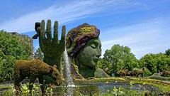 Mother Earth: The Legend of Aataentsic / La Terre Mère : la légende d'Aataentsic (GEMLAFOTO) Tags: