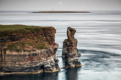 Lines and Swirls (Augmented Reality Images (Getty Contributor)) Tags: johnogroats nisifilters benro canon cliffs clouds duncansbyhead headland landscape lighthouse longexposure nature rocks scotland seastacks seascape summer water unitedkingdom gb