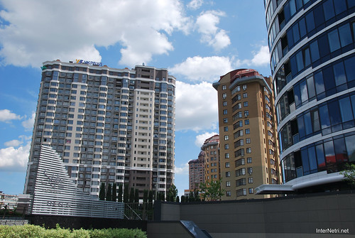 Київ, вулиця Євгена Коновальця  InterNetri Ukraine 364