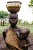 poised (rick.onorato) Tags: africa ethiopia omo valley tribes tribal mursi mother child