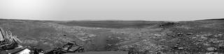 Climbing Vera Rubin Ridge - sol 2104