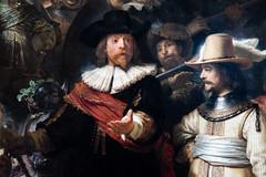 The 'Night Watch' (detail)   Rembrandt van Rijn   1642   The Rijksmuseum-22 (Paul Dykes) Tags: rijksmuseum museumofthenetherlands art gallery museum amsterdam netherlands nl holland nightwatch rembrandtvanrijn 1642