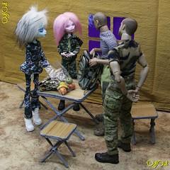 №531. Vol.1 / Ep.LXXIX (OylOul) Tags: oyloul 16 action figure damtoys hottoys custom monster high doll ooak 2018 q2