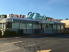 Al Mac's Diner, Fall River, MA (63vwdriver) Tags: neonsign massachusetts mass am fallriver almac's diner vintage